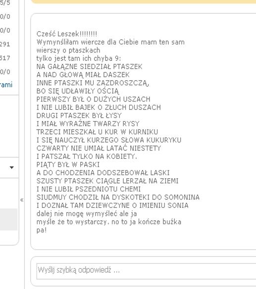 stronamarsa.pl List od siostry